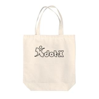 牛のTシャツ屋のdot-X(実はうし) Tote bags