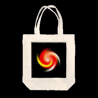 電磁波カット/宇宙効果SpaceArt「うたかた夢宇宙」 トートバッグ