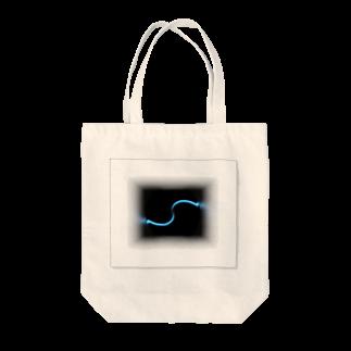 宇宙の贈りもの★YasueUenishiの電磁波カット/宇宙効果SpaceArt「ひかりアンサンブル」トートバッグ