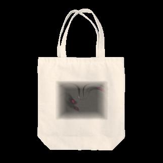 宇宙の贈りもの★YasueUenishiの電磁波カット/宇宙効果SpaceArt「宇宙の調べ」 トートバッグ