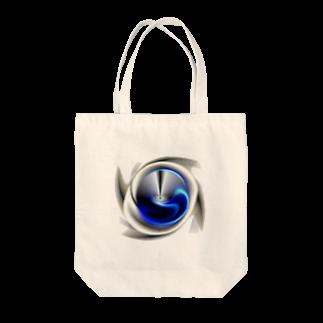 宇宙の贈りものの「最果て銀河」 トートバッグ