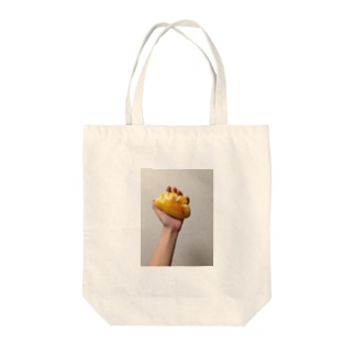 クリームパン Tote bags