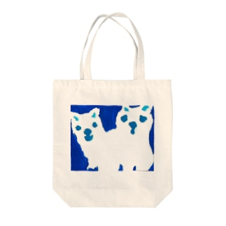 ばんりのarupaka Tote bags
