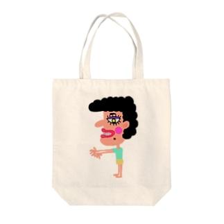 モテ男♡ Tote bags