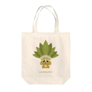Mandragora Tote bags