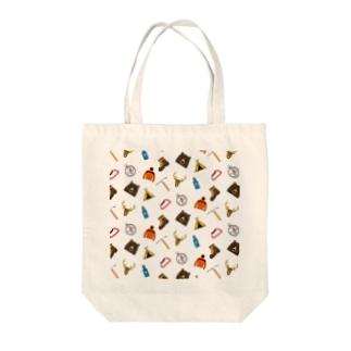 山のアイテム Tote bags