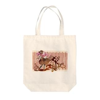 マリーベル Tote bags