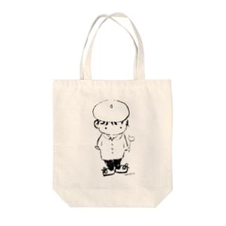 TOKYO-KODOMO(おとこのこ4) Tote bags