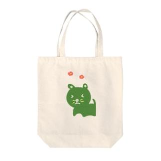 猫1 Tote bags