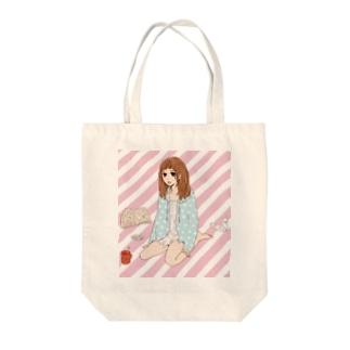 SO♡CUTE Tote bags