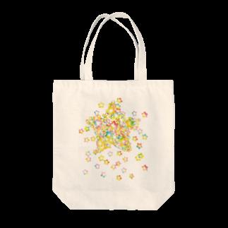 Simple Morning DiaryのSTAR drop Tote bags