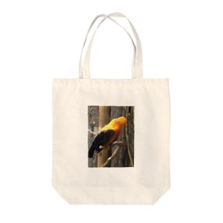 鳥さん。 Tote bags