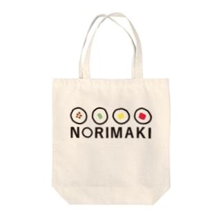NORIMAKI Tote bags