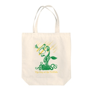 The Day of the Triffids Tote bags