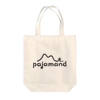 Mt.pajamandのMt.pajamand Tote bags
