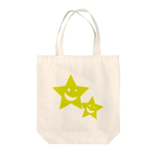 SMILE ★s Tote bags
