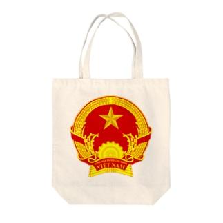 ベトナム Tote bags