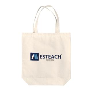 ES スクールロゴ Tote bags