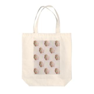 Kissy@Smiley/肉球LOVE❶ Tote bags