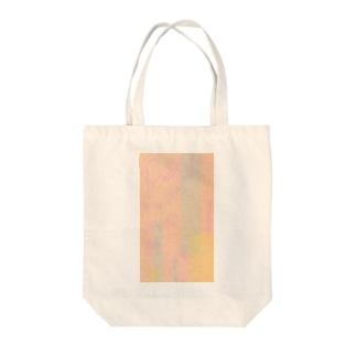 花・ピンク Tote bags
