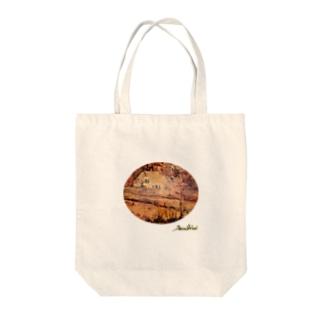 丸型Annes' House Tote bags