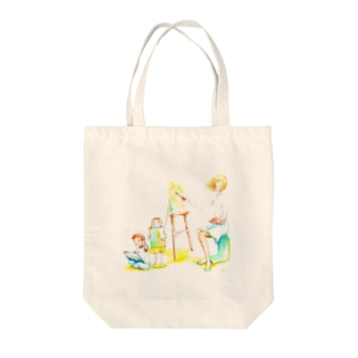 Let's art ! その1 Tote bags