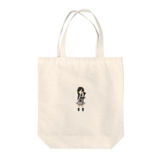 datsuoのまゆゆ Tote bags