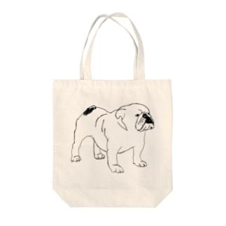 ブルテューテ Tote bags