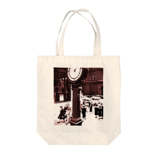 Berenice Abbott: Fifth Avenue and 44th Street, New York, 1938 Tote bags