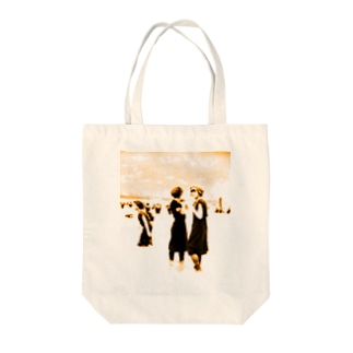 Bathing Beauties circa 1890's Tote bags