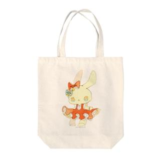 おとめうさぎ・x・ Tote bags