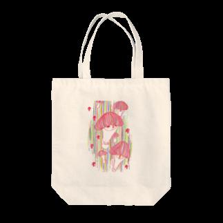 HatarAmicoのkinoko2 DE Tote bags