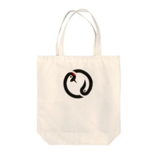 turucame A (WHT) Tote bags