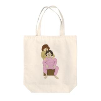 欲望 Tote bags