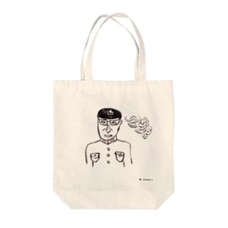 人民服の主席 Tote bags