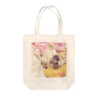 4-BULL ボルガ Tote bags
