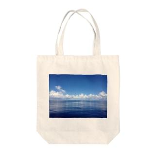 凪 Tote bags