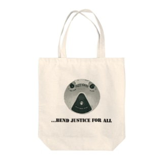 BEND JUSTICE FOR ALL Tote bags