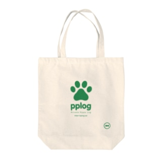 pplog Tote bags