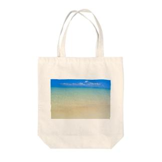 小浜島 Tote bags