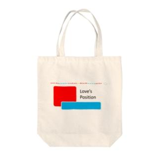 モールスと場所 Tote bags