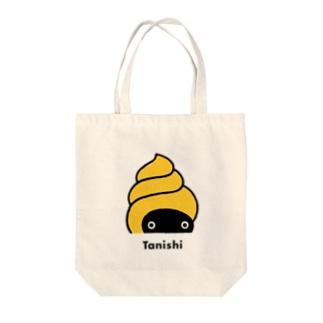 タニ氏 Tote bags