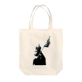 The king is graet Tote bags