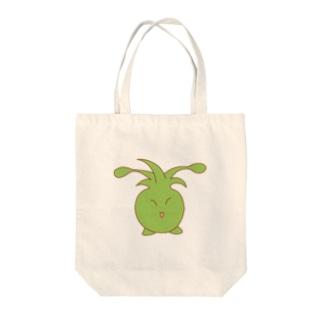 まいとプロジェクトのカッキン Tote bags