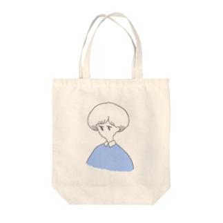 mash girl Tote bags