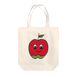 おりんごちゃん Tote bags