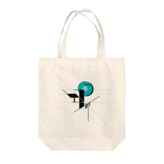 高専DJ部(青) Tote bags