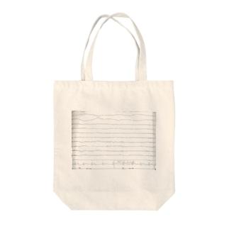 2014_04_06_脳波_L Tote bags