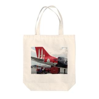 エアアジア@クアラルンプール Tote bags
