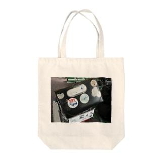 ワールドトラベラー Tote bags